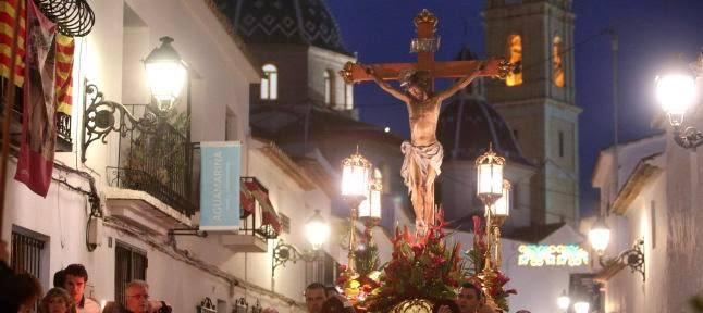 Fiestas del Cristo Altea