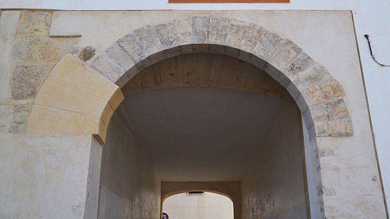 portal nou Altea restaurado
