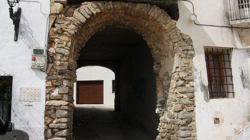 portal nou Altea sin restaurar