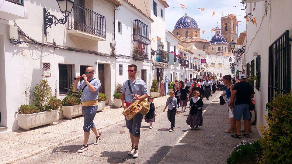 Festes de Sant Joan Altea