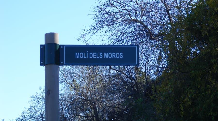 Moli dels Moros cartel