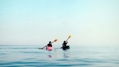 Altea ruta en kayac