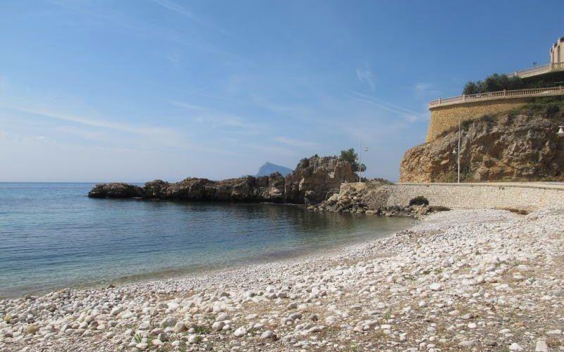 Barreta de gualda playa